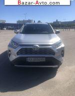 автобазар украины - Продажа 2019 г.в.  Toyota RAV4 2.0 CVT 4x4 (173 л.с.)