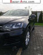 автобазар украины - Продажа 2011 г.в.  Volkswagen Touareg