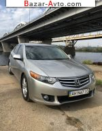 2008 Honda Accord 2.0 AT (156 л.с.)  автобазар