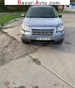 автобазар украины - Продажа 2008 г.в.  Land Rover Freelander