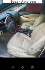 автобазар украины - Продажа 2007 г.в.  Lexus ES 350