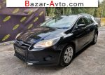 2011 Ford Focus 1.6 TDCi MT (95 л.с.)  автобазар
