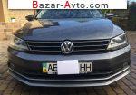 автобазар украины - Продажа 2016 г.в.  Volkswagen Jetta 1.6 TDI АТ (105 л.с.)