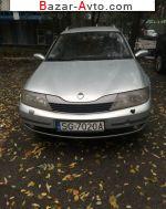 автобазар украины - Продажа 2001 г.в.  Renault Laguna 1.9 DCi  MT (120 л.с.)