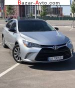 2016 Toyota Camry   автобазар