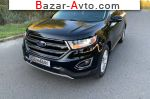 2017 Ford Edge   автобазар