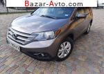 автобазар украины - Продажа 2014 г.в.  Honda CR-V 2.4 AT (187 л.с.)