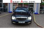 2005 Maybach 57 5.5 AT (550 л.с.)  автобазар