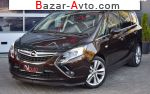 2013 Opel Zafira 1.4 Turbo MT (140 л.с.)  автобазар