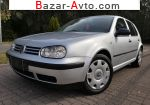 Volkswagen Golf 1.4 MT (75 л.с.) 2002, 4900 $