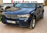 автобазар украины - Продажа 2017 г.в.  BMW X3