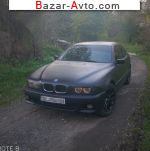 BMW 5 Series 520i MT (150 л.с.) 1996, 4100 $