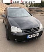 Volkswagen Golf  2006, 6700 $