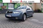 автобазар украины - Продажа 2003 г.в.  Skoda Fabia