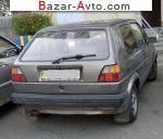 автобазар украины - Продажа 1987 г.в.  Volkswagen Golf 1.3 MT (55 л.с.)