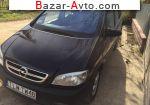 автобазар украины - Продажа 2002 г.в.  Opel Zafira 2.0 DTI MT (100 л.с.)