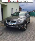 автобазар украины - Продажа 2008 г.в.  Volkswagen Touareg