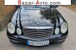 автобазар украины - Продажа 2007 г.в.  Mercedes E