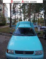 автобазар украины - Продажа 1996 г.в.  Volkswagen Caddy 1.9 D MT (64 л.с.)