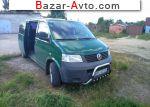 автобазар украины - Продажа 2008 г.в.  Volkswagen Transporter 2.5 TDI LWB L2H3 MT (131 л.с.)