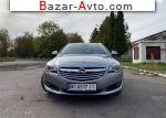 автобазар украины - Продажа 2015 г.в.  Opel Insignia 2.0 CDTI AT (130 л.с.)
