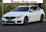 автобазар украины - Продажа 2017 г.в.  BMW  440i xDrive AT (326 л.с.)