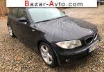 автобазар украины - Продажа 2005 г.в.  BMW 1 Series 118d MT (129 л.с.)