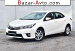 автобазар украины - Продажа 2016 г.в.  Toyota Corolla 1.6 CVT (122 л.с.)