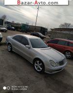 автобазар украины - Продажа 2005 г.в.  Mercedes E 270 CDI 5G-Tronic (177 л.с.)