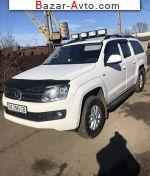 автобазар украины - Продажа 2015 г.в.  Volkswagen Amarok