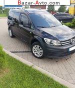 автобазар украины - Продажа 2015 г.в.  Volkswagen Caddy 2.0 TDI MT (140 л.с.)