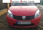автобазар украины - Продажа 2008 г.в.  Dacia Sandero
