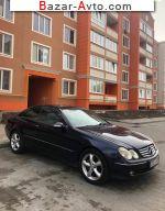 автобазар украины - Продажа 2005 г.в.  Mercedes CLK CLK 63 7G-Tronic (481 л.с.)