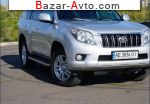 2011 Toyota Land Cruiser Prado 3.0 D AT 4WD (173 л.с.)  автобазар