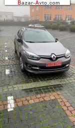 автобазар украины - Продажа 2014 г.в.  Renault Megane 1.5 dCi MT (110 л.с.)