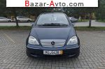 2003 Mercedes A   автобазар