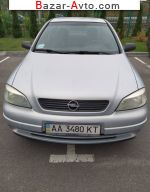 2004 Opel Astra G   автобазар