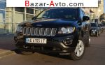 2016 Jeep Compass 2.4 AT FWD (170 л.с.)  автобазар
