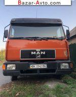 автобазар украины - Продажа 1999 г.в.  MAN 8163