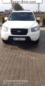 автобазар украины - Продажа 2008 г.в.  Hyundai Santa Fe