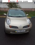 2004 Nissan Micra   автобазар