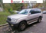 автобазар украины - Продажа 2001 г.в.  Toyota Land Cruiser