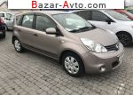2013 Nissan Note 1.4 MT (88 л.с.)  автобазар