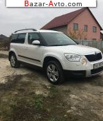автобазар украины - Продажа 2013 г.в.  Skoda Yeti