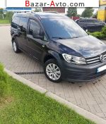 2015 Volkswagen Caddy 2.0 TDI MT (140 л.с.)  автобазар