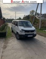 автобазар украины - Продажа 2003 г.в.  Volkswagen Transporter