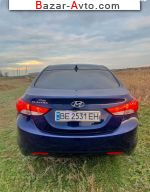 2013 Hyundai Elantra 1.8 AT (150 л.с.)  автобазар