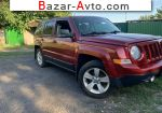 2014 Jeep Patriot 2.4 АТ 4WD (175 л.с.)  автобазар