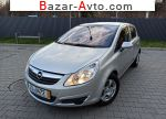 2009 Opel Corsa 1.4 AT (100 л.с.)  автобазар