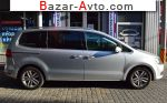 Volkswagen Sharan 2.0 TDI AT (170 л.с.) 2010, 15400 $